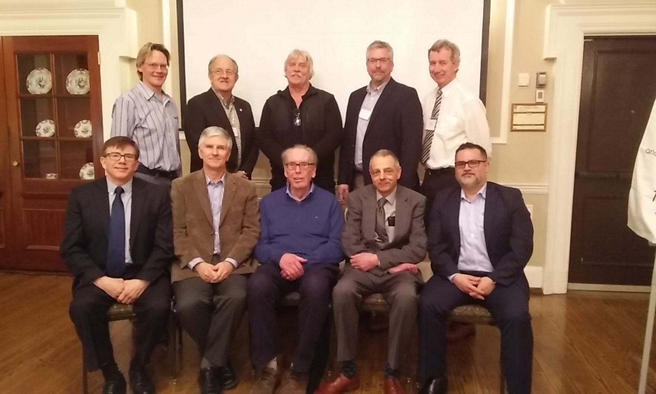 STLE Toronto Section Past Chair